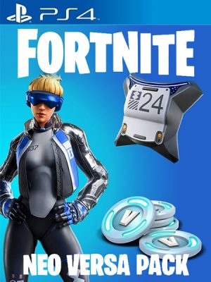 Fortnite Neo Versa – +500 V-bucks, UK
