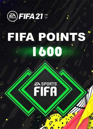 FIFA 21 FUT Poeni – 1600