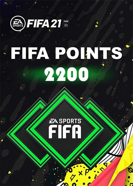 fifa fut poeni fut points 2200 cena