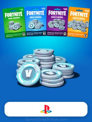 Fortnite V-Bucks (PS UK)