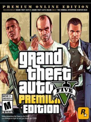 GTA V – Premium Online