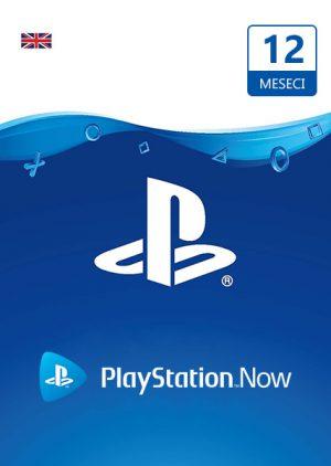 PlayStation NOW – 365 dana