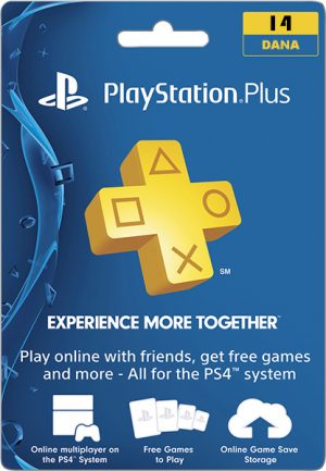 PlayStation Plus (US) – 14 dana