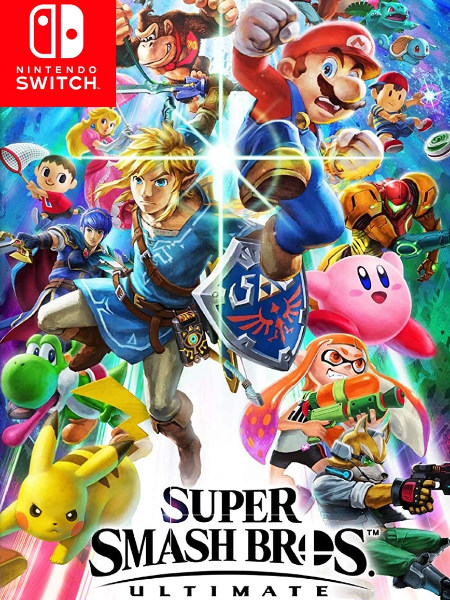 Super Smash Bros Ultimate cena srbija prodaja