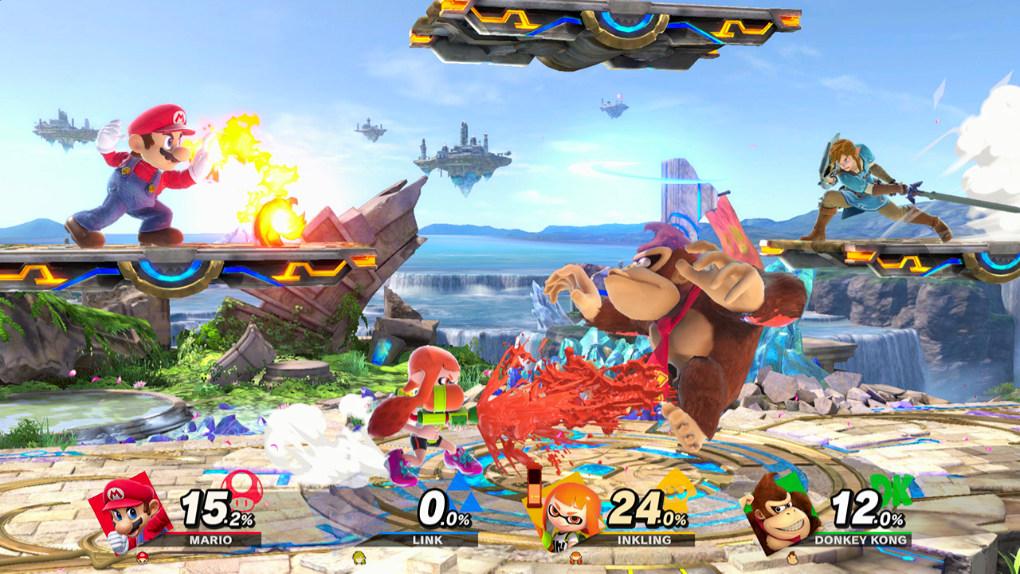 Super Smash Bros Ultimate prodaja cena srbija