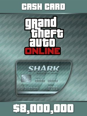 GTA 5 Dopune (Shark Cash) – Mega 8M