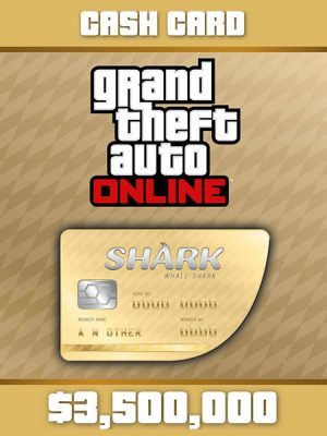 GTA 5 Dopune (Shark Cash) – Whale 3.5M