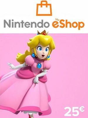 Nintendo eShop Dopune – EU 25€