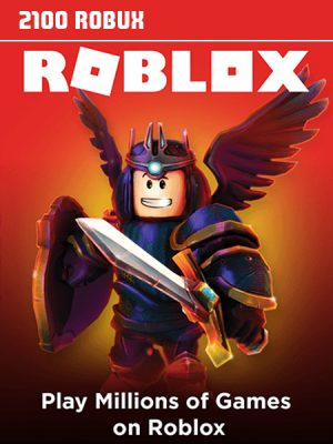 Roblox Gift kartice – 2100 Robux