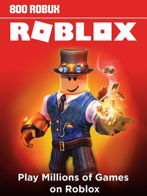 Roblox Gift kartice – 800 Robux