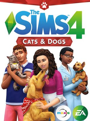 The Sims 4 Cat and Dogs