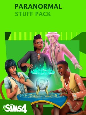 The Sims 4 Paranormal Stuff