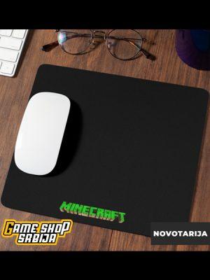 Minecraft podloga za miša – Motiv 1