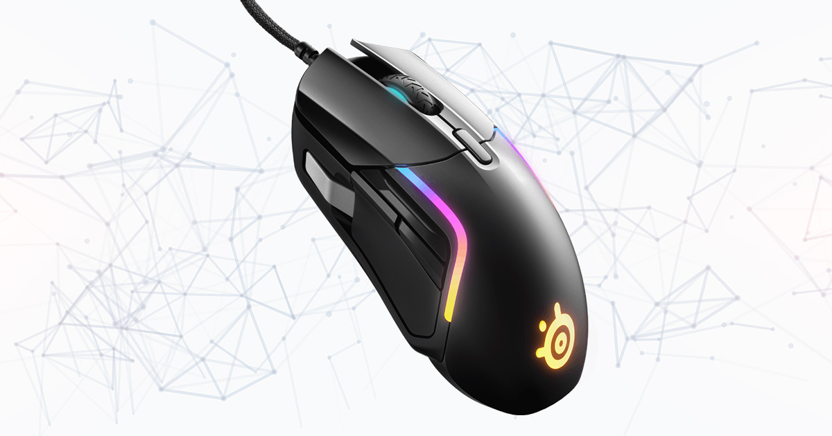 Read more about the article Novi SteelSeries gejming miš Rival 5 – za svaki žanr video igara