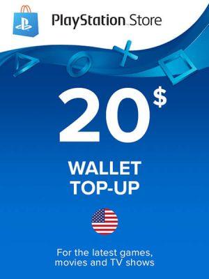 PlayStation Dopune (USA) – 20$