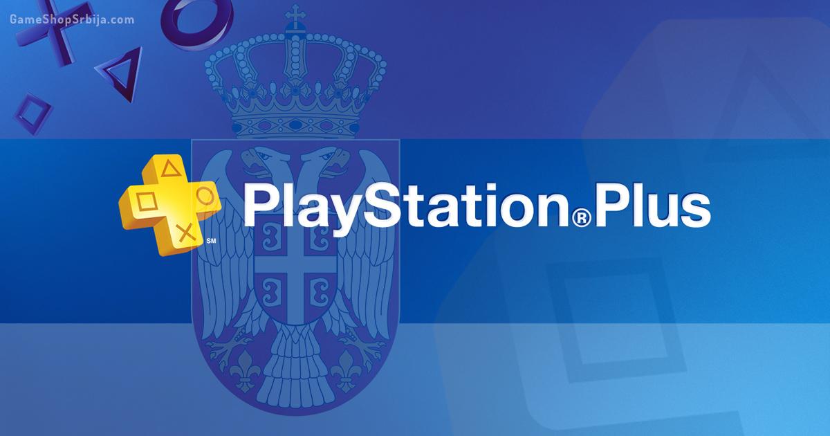 Read more about the article PlayStation PLUS Srbija – kako se registrovati iz Srbije?